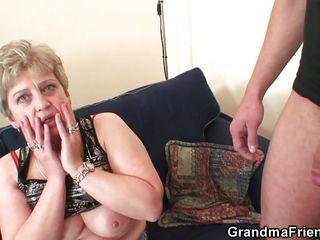 Порна бабушки