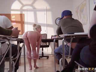Французские секретарши порно